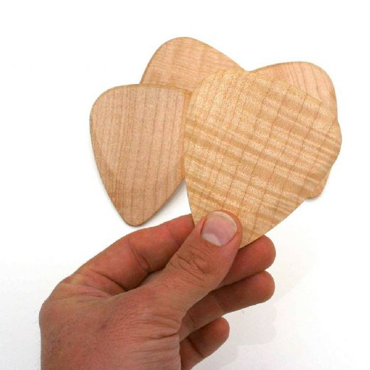 Jumbo Tones Maple 1 Guitar Pick
